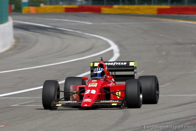 Ferrari Corse Clienti in Spa-Francorchamps